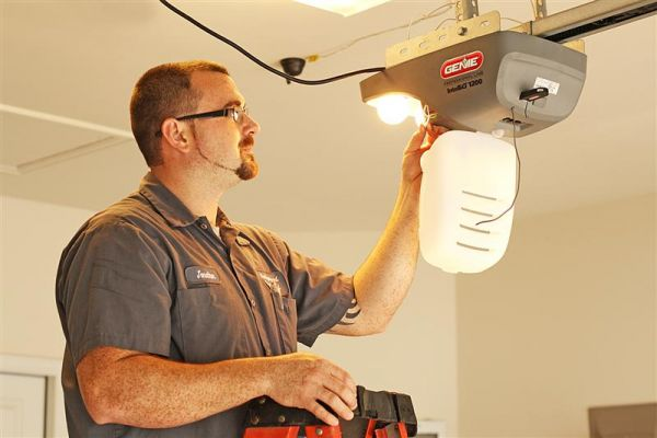 stamford ct connecticut garage door opener installation